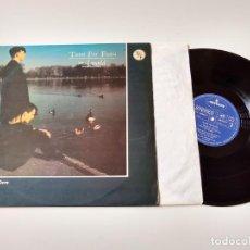 Discos de vinilo: TEARS FOR FEARS. MAD WORLD. MERCURY 1982. MAXI SINGLE 54 RPM.. Lote 205679708