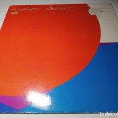 Discos de vinilo: LP - HERBIE MANN – ASTRAL ISLAND - 78-0077-1 (VG+ / VG) GER -1983. Lote 205681321