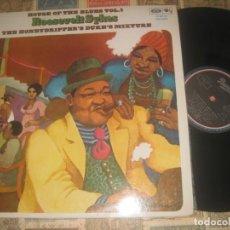 Discos de vinilo: ROOSEVELT SYKES - THE HONEYDRIPPER'S DUKE'S MIXTURE - HOUSE OF VOL 5 (MOVIPLAY-1975) OG ESPAÑA. Lote 205681428