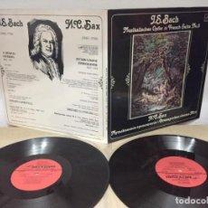Discos de vinilo: VINILO J.S.BACH MUSIKALISCHES OPFER. Lote 205681845
