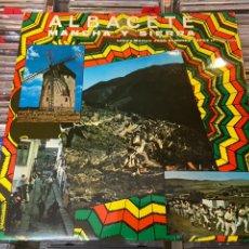 Discos de vinilo: ALBACETE MANCHA Y SIERRA DISCO DE VINILO LP. Lote 205681893