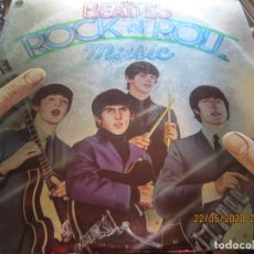 Discos de vinilo: THE BEATLES - ROCK N ROLL MUSIC DOBLE LP - ORIGINAL U.S.A. - CAPITOL RECORDS 1976 - GATEFOLD COVER -. Lote 205682322