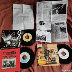 Discos de vinilo: 091/LOQUILLO/CALEDONIA BLUES BAND+PROMO. Lote 205682385
