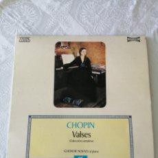 Discos de vinilo: CHOPIN. VALSES. COLECCIÓN COMPLETA. GUIOMAR NOVAES. MARFER. 1976.. Lote 205684863