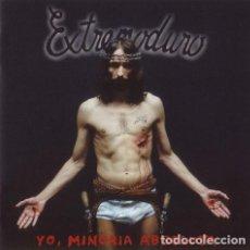 Discos de vinilo: EXTREMODURO – YO, MINORÍA ABSOLUTA (LP+CD). Lote 205686898