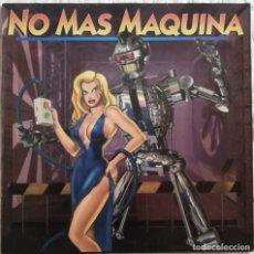 Discos de vinilo: DISCO DE VINILO LP-NO MAS MAQUINA--DOBLE ALBUM. Lote 205687563
