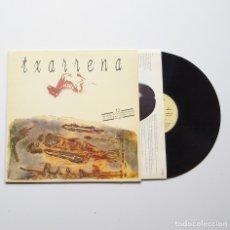 Disques de vinyle: TXARRENA. LP 1992 MERCURY. PRIMERA EDICIÓN. ENCARTE ENRIQUE VILLAREAL EL DROGAS. BARRICADA. Lote 205693305