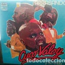 Discos de vinilo: CUCO VALOY Y SU TRIBU – ARRASANDO. Lote 205693796