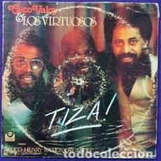 Discos de vinilo: CUCO VALOY & LOS VIRTUOSOS – TIZA!. Lote 205695316