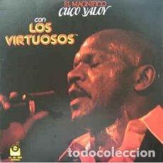 Discos de vinilo: EL MAGNIFICO CUCO VALOY* CON LOS VIRTUOSOS – EL MAGNIFICO CUCO VALOY CON LOS VIRTUOSOS. Lote 205696715