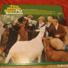 Discos de vinilo: THE BEACH BOYS LP PET SOUNDS 1966 CAPITOL HOLANDA 1976. Lote 205698712