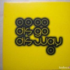 """Discos de vinilo: DIS GO DIS WAY """"1210"""". Lote 205698742"""