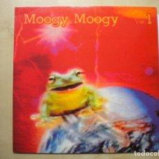 """Discos de vinilo: MOOGY MOOGY """"VOL 1"""". Lote 205699156"""