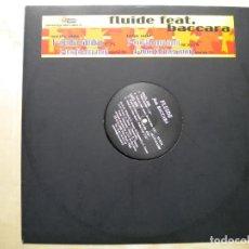 "Discos de vinilo: FLUIDE FEAT BACCARA ""VENHA SAMBAR"". Lote 205699857"