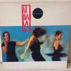 Disques de vinyle: MECANO - AIDALAI ARIOLA - 1991. Lote 205700925