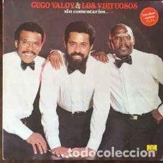 Discos de vinilo: CUCO VALOY & LOS VIRTUOSOS – SIN COMENTARIOS . . .. Lote 205702013