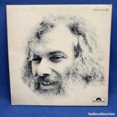 Discos de vinilo: LP. GEORGE MOUSTAKI POLYDOR 1975. PORTADA ABIERTA. ESTUCHE VG+ VINILOVG+. Lote 205706822