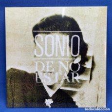 Discos de vinilo: DE NO ESTAR - SONIO -LP. ESPAÑA - NUEVO - EN SU EMBALAJE ORIGINAL S.. Lote 205707276