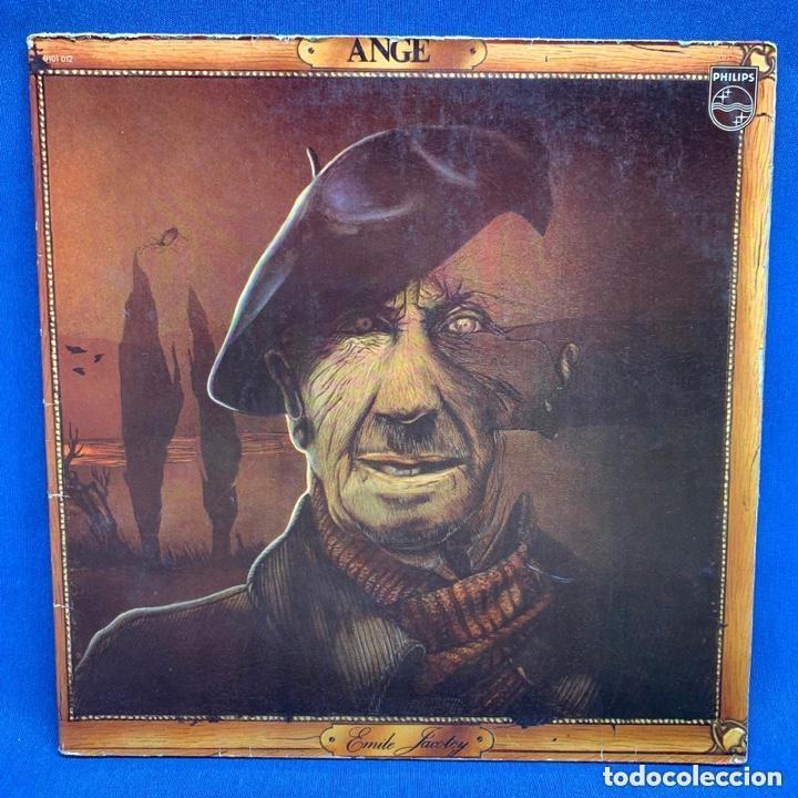 LP. ANGE LACOTEY- 1975. FRANCIA. ESTUCHE G. VINILO VG+ (Música - Discos de Vinilo - EPs - Pop - Rock Extranjero de los 70)