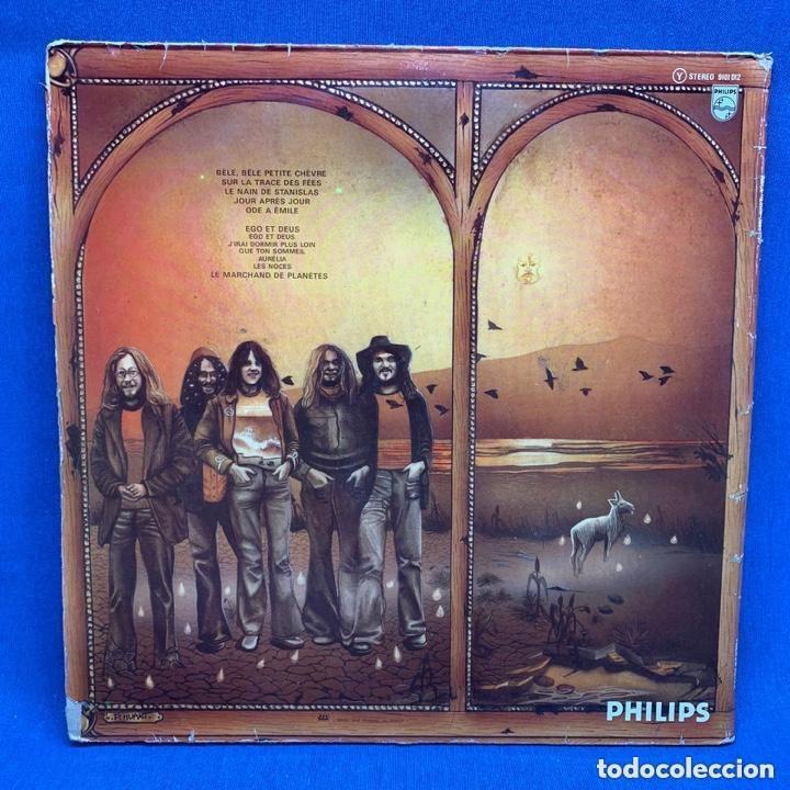 Discos de vinilo: LP. ANGE LACOTEY- 1975. FRANCIA. ESTUCHE G. VINILO VG+ - Foto 2 - 205708137
