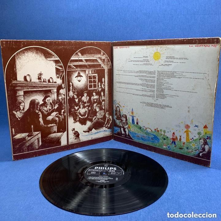 Discos de vinilo: LP. ANGE LACOTEY- 1975. FRANCIA. ESTUCHE G. VINILO VG+ - Foto 3 - 205708137