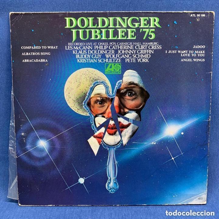 Discos de vinilo: LP. DOLDINGER JUNILEE 75 - ESTUCHE VG DISCO VG++ - Foto 2 - 205710995