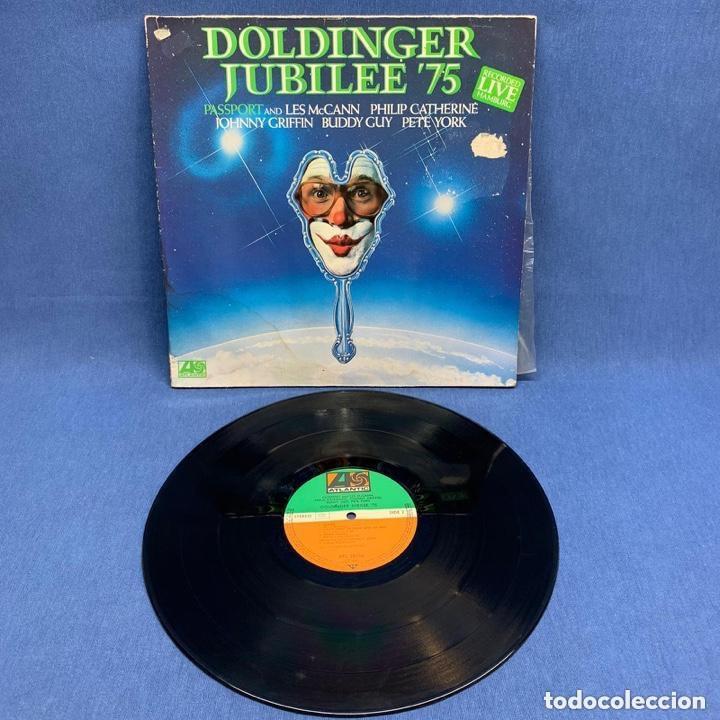 Discos de vinilo: LP. DOLDINGER JUNILEE 75 - ESTUCHE VG DISCO VG++ - Foto 3 - 205710995