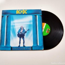 Disques de vinyle: AC/DC. WHO MADE WHO. ATLANTIC LP. Lote 205713608