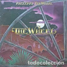 Discos de vinilo: ASLEEP AT THE WHEEL – THE WHEEL. Lote 205719536