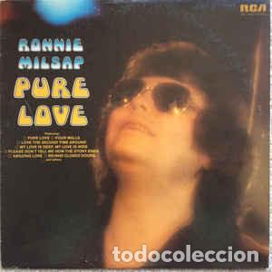 RONNIE MILSAP ?– PURE LOVE (Música - Discos - LP Vinilo - Country y Folk)