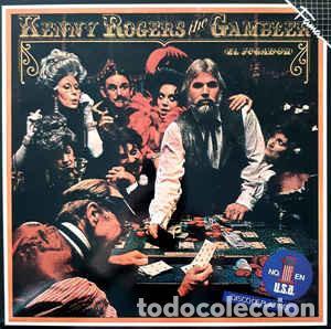 KENNY ROGERS - THE GAMBLER (EL JUGADOR) (Música - Discos - LP Vinilo - Country y Folk)