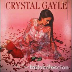 Discos de vinilo: CRYSTAL GAYLE ?– WE MUST BELIEVE IN MAGIC. Lote 205720666