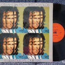 Discos de vinilo: ROBERTO CARLOS - LA DISTANCIA. EDITADO POR CBS. AÑO 1.974. Lote 205730847
