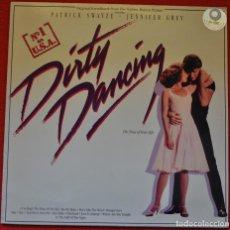 Discos de vinilo: DIRTY DANCING - LP DE VINILO. Lote 205733665