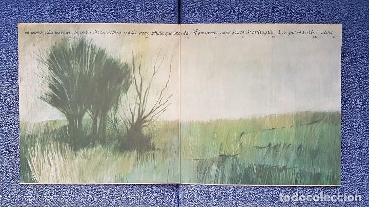 Discos de vinilo: José María Purón - Alma. editado por Ambar. año 1.977. Carátula doble. contiene letras canciones - Foto 3 - 205737431
