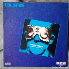 Discos de vinilo: U.K. SUBS - STRANGLEHOLD. SINGLE PROMOCIONAL EDICIÓN ESPAÑOLA.. Lote 205740976