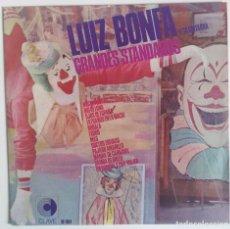 Discos de vinilo: LUIZ BONFA - STANDARDS. 1968 HISPAVOX SPAIN LP. Lote 205741937