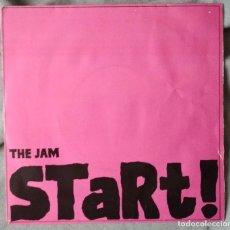 Discos de vinilo: THE JAM - START!. SINGLE EDICIÓN ESPAÑOLA.. Lote 205742350