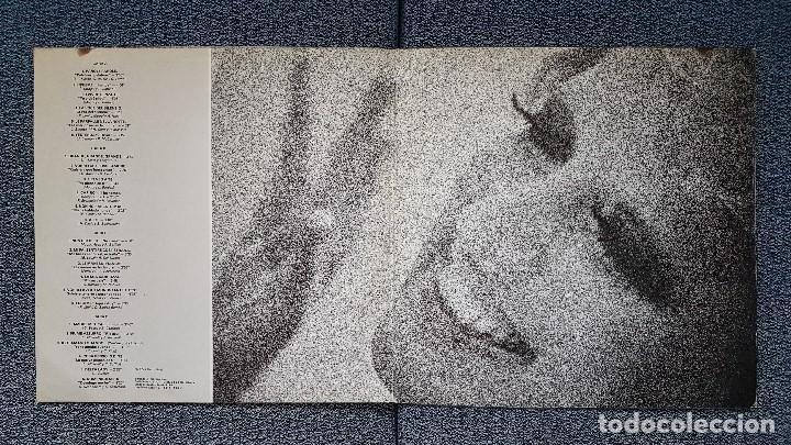 Discos de vinilo: Mina - La voz de...Mina. Editado por Emi. añom 1.976. Doble albun (2 discos) con lo mejor de Mina - Foto 2 - 205742953