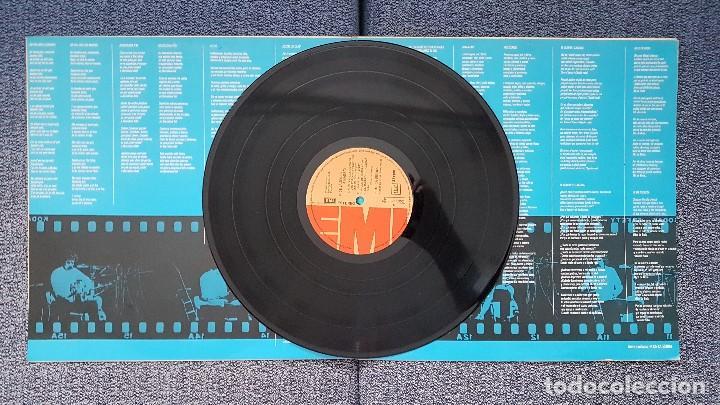 Discos de vinilo: Pi de la Serra - A Madrid. editado por Emi Odeon . año 1.977. Excelente estado - Foto 4 - 205743906