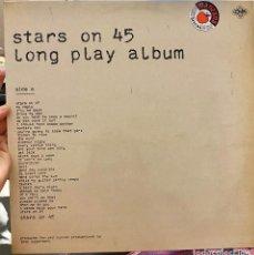 Discos de vinilo: LP - STARS ON 45 - LONG PLAY ALBUM - ORIGINAL ESPAÑA - CNB RECORDS 1981 -6301031. Lote 205745512