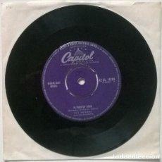 Discos de vinilo: RAY ANTHONY. PLYMOUTH ROCK/ CALYPSO DANCE. CAPITOL, UK 1957 SINGLE. Lote 205747147