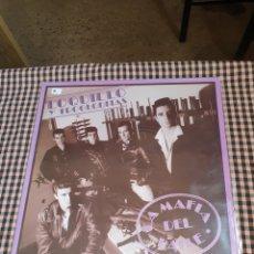 Discos de vinilo: LOQUILLO Y TROGLODITAS - LA MAFIA DEL BAILE, HISPAVOX 056 79 6390 1, 1991, ROCK ESPAÑOL.. Lote 205759841