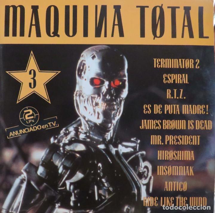 MAX MIX Y EXITOS LOTE DE 6 LPS 5 DE ELLOS DOBLES (Música - Discos - LP Vinilo - Disco y Dance)