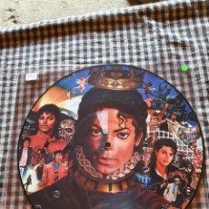 Discos de vinilo: BEST OF KING OF POP, EDICIÓN ESPECIAL LIMITADA, MICHAEL JACKSON, 10 PULGADAS.. Lote 205764476