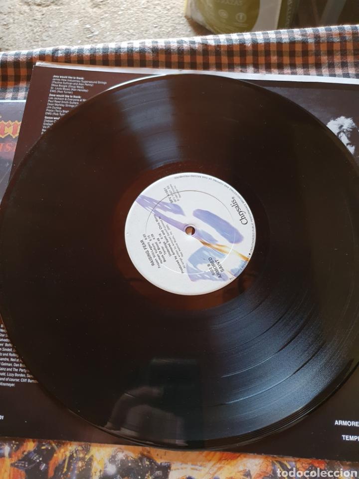Discos de vinilo: Armored saint -- raising fear, chrysalis - bfv 41601, usted, 1987. - Foto 8 - 205766111