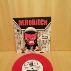 Discos de vinilo: AEROBITCH, ARE YOU READY?, ETC, USA, LIMITED EDITION RED.. Lote 205766618