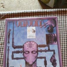 Discos de vinilo: VOÏVOD -- NOTHINGFACE - N 0142 - 1, 1989, ALEMANIA.. Lote 205767250