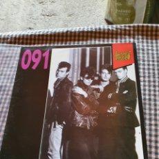 Discos de vinilo: 091 -- HÉROES DE LOS 80 - DRO -' 4D-0858, 1991, RECOPILACIÓN, ROCK POP ESPAÑOL.. Lote 205769798