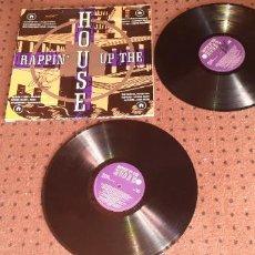 Discos de vinilo: RAPPIN´ UP THE HOUSE - VARIOS ARTISTAS - 2 LP,S - UK - K-TEL - L -. Lote 205769810